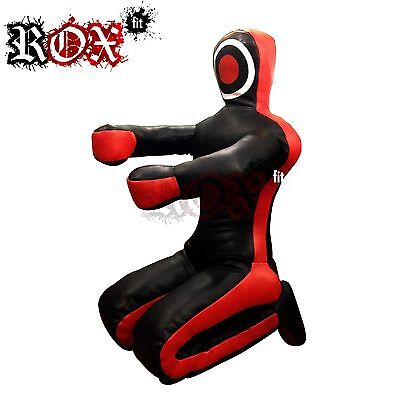 Grappling Dummy ROX Fit BJJ MMA Boxing Training Real Man Face Shape Punching bag