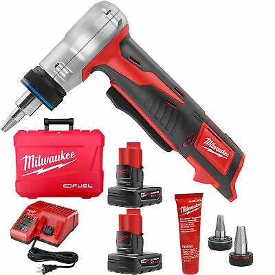 Milwaukee M12 ProPEX Expansion Tool Kit 2432-22XC New