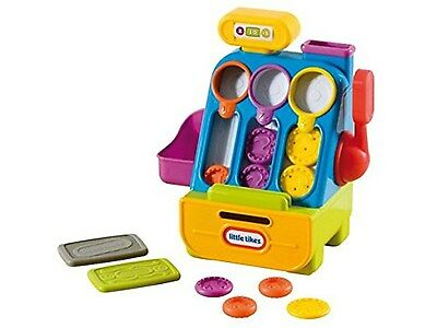 Little Tikes Learning Cash Register Toy Supermarket Shop Till New