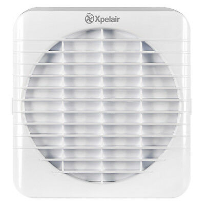 """Xpelair GX6 6"""" 150mm Axial Kitchen Window & Panel Extract Fan - 90800AW"""