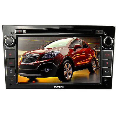 "UK 7"" 2Din Car Stereo DVD Player GPS For Opel Vauxhall Zafira Corsa Vectra Astra"