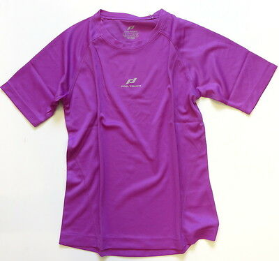 102932 SPORTS CLOTHING Pro Touch Martin ll Kids Sports T Shirt - Violet