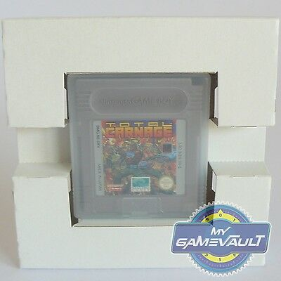 10 x Nintendo Game Boy / Color Cardboard Tray Inserts for Game Box - BRAND NEW