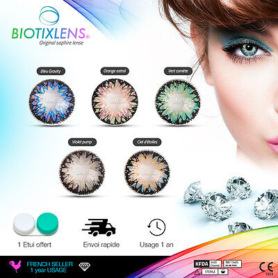 Lentille de couleur Coloured Contact Lenses Colored Contacts