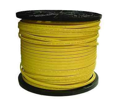 1000-Ft Roll 12-2 NMB AWG Gauge Indoor Electrical Copper-Wire Ground Romex Cable