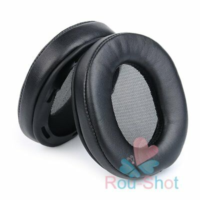 Black Replacement Ear Pad for SONY MDR 1R 1RNC 1RMK2 1RBTMK2 1A DAC 1ABT Headset