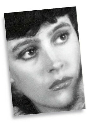SEAN YOUNG - Original Art ACEO Card #01