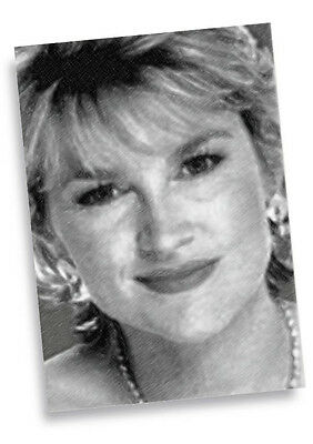 ANTHEA TURNER - Original Art ACEO Card #02