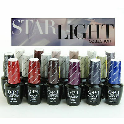 OPI GelColor Soak Off UV Gel Polish Color In Orbit - Starlight Collection 2015