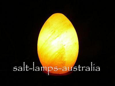 HIMALAYAN 4-5kg FIRE BOWL SALT LAMP Awesome Health Gifts Relieves Asthma