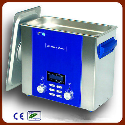 DR-P45 4.5L 160 W Ultrasonic cleaner with degas sweep pulse power adjuastable