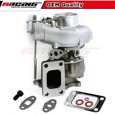 WATER+OIL TURBO TURBOCHARGER For Nissan Skyline R33 2 0L-2 5L RB25