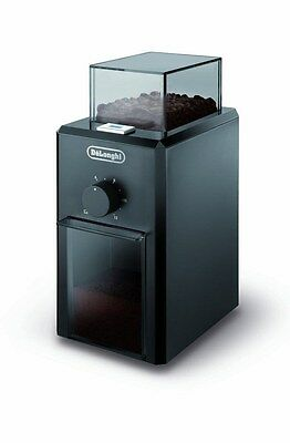 DeLonghi KG79 Professional Burr Coffee Bean Grinder NEW