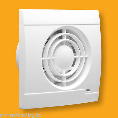 Extractor Fans Heating Cooling Air Home Furniture Diy