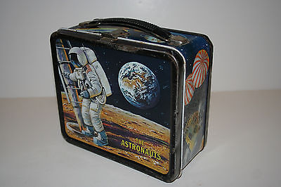 The Astronauts - Vintage Metal Lunchbox