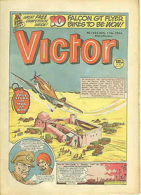 The Victor 1225 (Aug 11, 1984) very high grade copy
