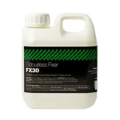 Fotospeed FX30 Odourless Fixer 1 litre