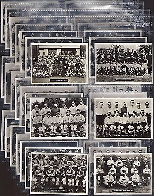 "Ardath-Large 110 Card Set- Southern Football Teams ""f"" - Exc+++"