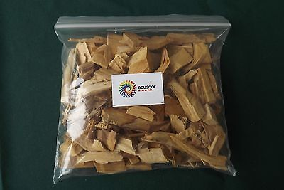 Palo Santo  Sacred Small  Pcs Oily Incense Wood 3 Ounces  Size  Bag