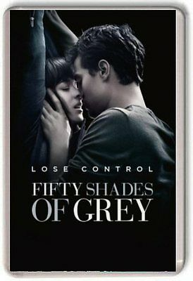 Fifty shades of Grey movie poster Fridge Magnet