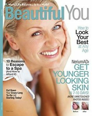 Nerium Beautiful You magazine, lot of 10, Brand new and sealed.