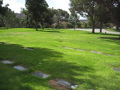 Cementary plot in Rose Hill ,Whittier, CA