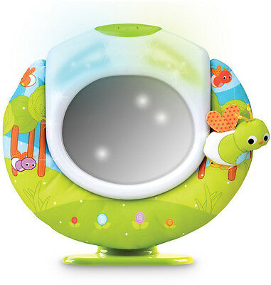 Munchkin Magic Firefly Cot Soother & Projector Baby/Toddler Nightlight BNIP