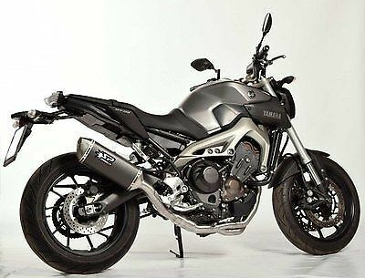 silencieux gpr furore moto yamaha mt09 pot d 39 chappement fz9 mt 09 neuf exhaust eur 339 90. Black Bedroom Furniture Sets. Home Design Ideas