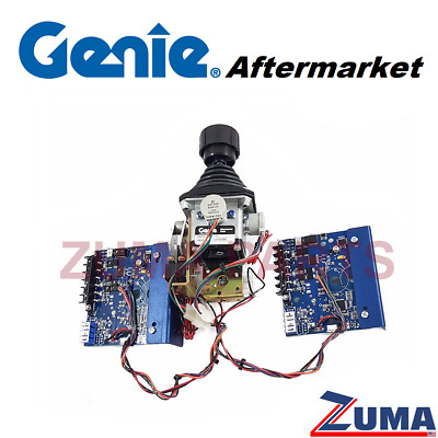 Genie Part 53073GT, 53073 - NEW Genie Joystick Controller with PC Boards / Cards