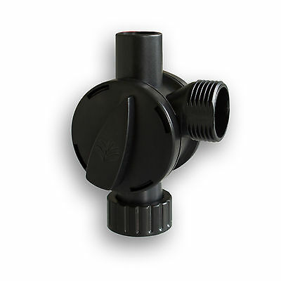 TTSunSun Adjustable Tee Connector T-piece for Fountain Pond pump and Hose