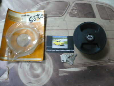 T28 Tapon Combustible Con Llave Ford Escort