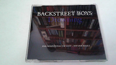 "Backstreet Boys ""drowning"" Cd Single 2 Tracks"