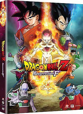 "Dragon Ball Z - Resurrection ""F"" - Complete Box / DVD Set NEW!"