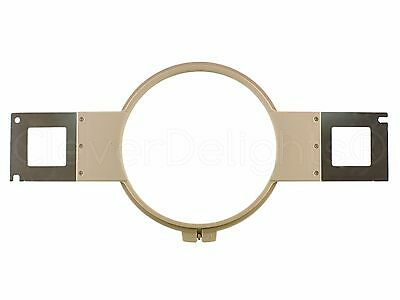"""Embroidery Hoop - 21cm 8.3"""" - 500mm Wide (19.7"""") - For SWF Commercial Round Hoop"""