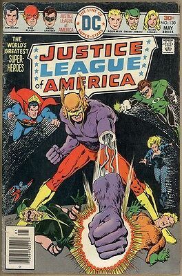 Justice League Of America #130 - G/VG