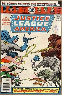 Justice League Of America #132 - FN-