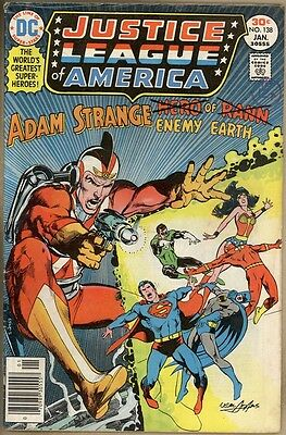 Justice League Of America #138 - VG
