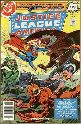 Justice League Of America #162 - VF