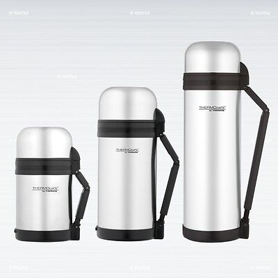 Thermos ThermoCafe Multipurpose Food Drink Flask Stainless Steel