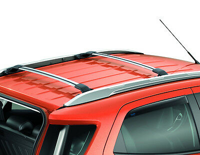 Genuine Ford Ecosport Roof Rack/Cross Bars 1876580 Mdels With Roof Rails