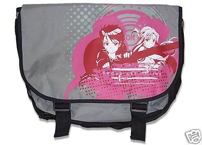 Sword Art Online Anime Kirito & Asuna Official Messenger Bag (Official)