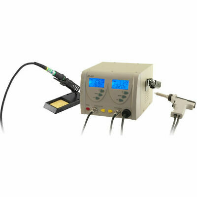 DOSS-ZD917-soldering-desoldering-station-2in1-Dual-LCD-display-Screen 220-240VAC