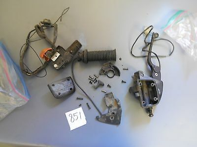 2004 04 BMW  R1150GS Left switch Clutch Master Cylinder Lever R1150 GS