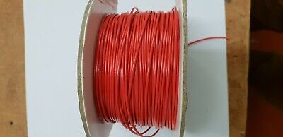5 - 10M coil 11 AMP Rated* 0.5mm Thinwall Single Core Cable  Car Wire LED Lights
