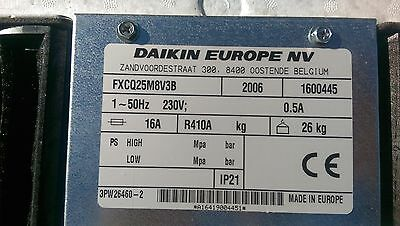 Daikin FXCQ25M8 Air Conditioning VRV Fan Coil Unit Only