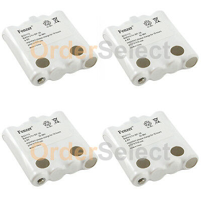 2 Fenzer OEM BG0057 BG057 Two-Way 2-Way Radio Rechargeable Replacement Battery