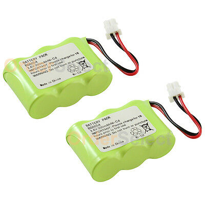 2x Rechargeable Home Phone Battery for Vtech BT-17333 BT-27333 CS2111 01839 HOT!