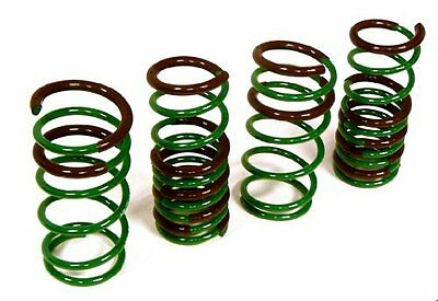 C11 Traction-S Lowering Springs Suspension Kit for NISSAN VERSA 5DR HB 07-12