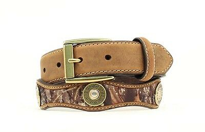 "NOCONA - Boy's Belt 1.25"" - Mossy Oak - ( 44182222 ) - New"