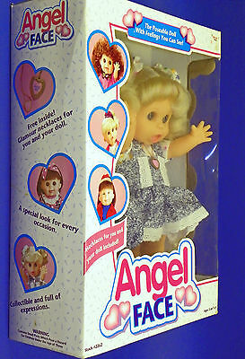 Rare 1995 Angel Face Berenguer Baby Doll #2 MINT IN BOX! #2262 BEAUTIFUL!